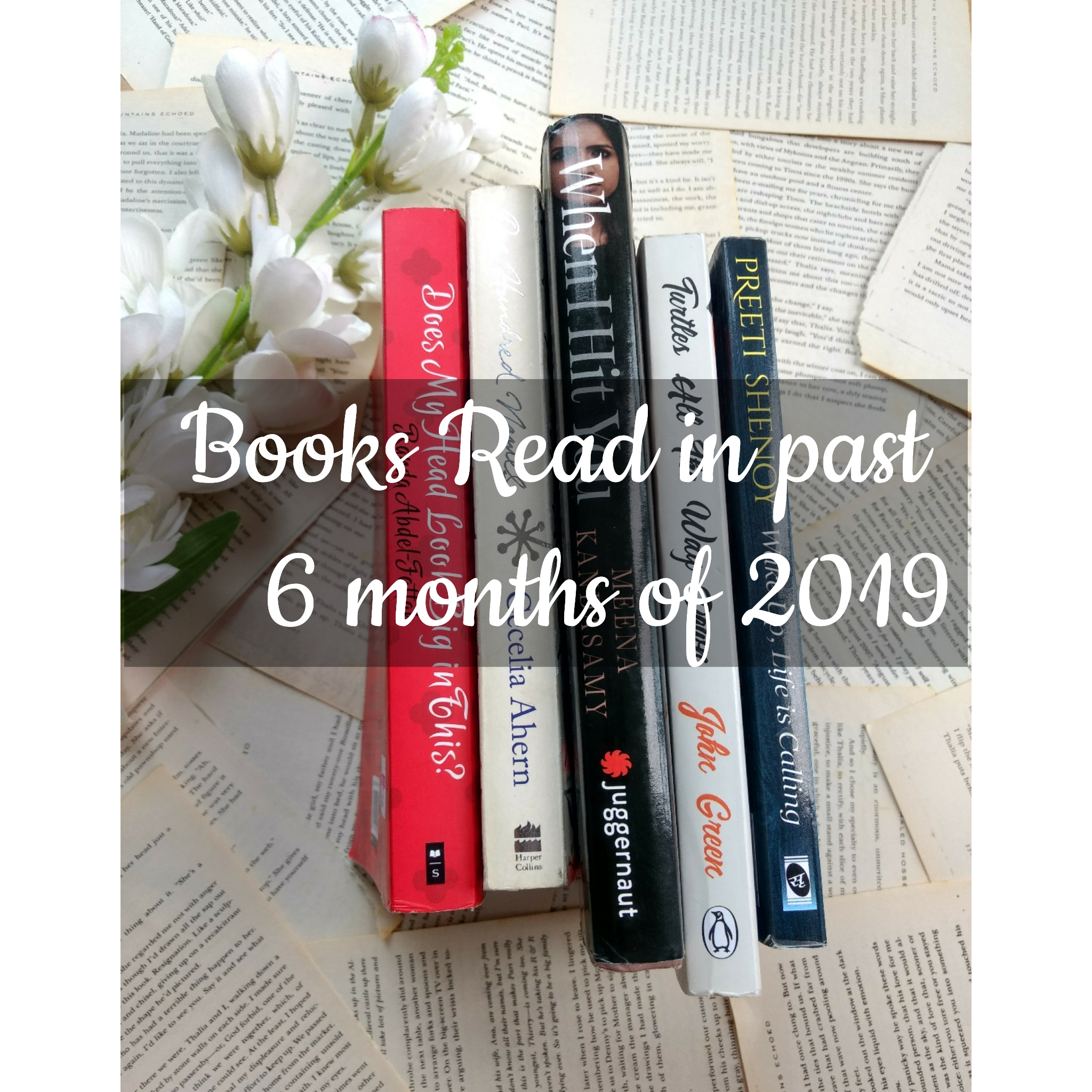 Books I have read Till Now. (Past Six Months Books Review.)